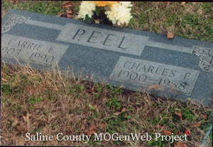 Charles F and Carrie E Peel