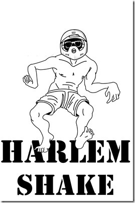 Harlem Shake Para Colorear