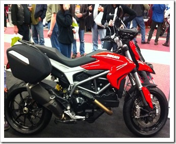 Ducati HyperStrada 2013 Salon Moto Montreal