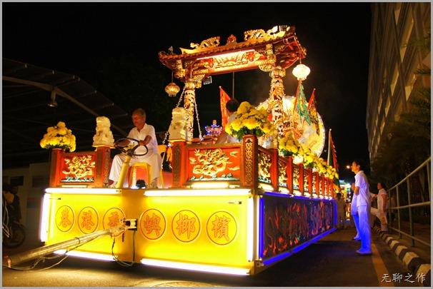 香港巷花车