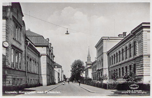 Centralskolan, senare kallad Prinsens skola