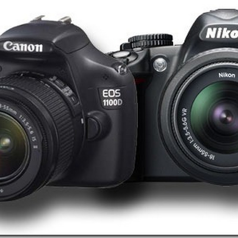 Canon 1100D–Rebel T3 vs Nikon D3100