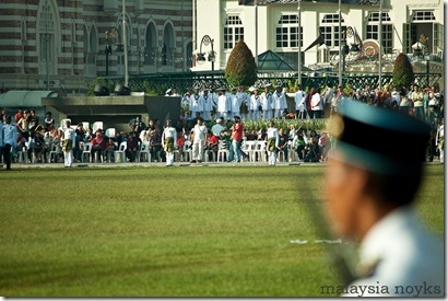 Malaysia King Birthday Celebration 2011 | Dataran Merdeka Kuala Lumpur, Malaysia