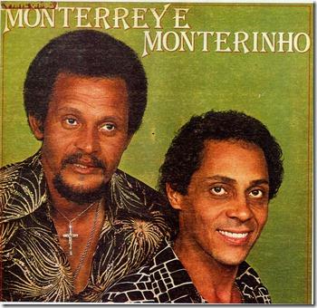 Monterrey e Monterinho_Pingo de gente_capa
