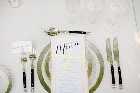 Semplicemente Perfetto Vintage Wedding Trendy Romantic 08