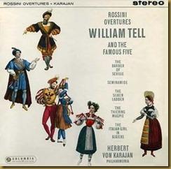 Rossini Oberturas Karajan EMI
