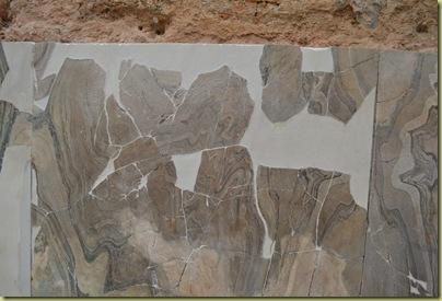 Ephesus house finished puzzle
