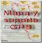Mapa y soporte GPS - Ruta Idokorri