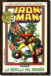 P00144 - El Invencible Iron Man - 267- la semilla del dragon #277