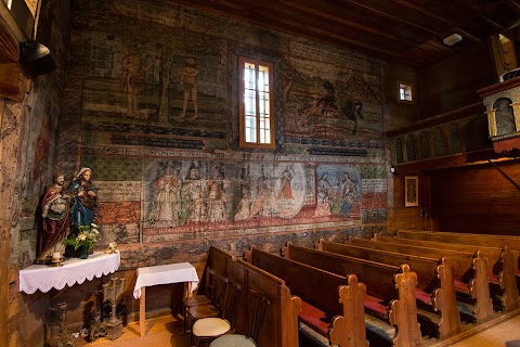 Kostol svätého Františka z Assisi (Hervartov)