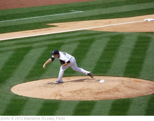 'David Phelps's first appearance at Yankee Stadium' photo (c) 2012, Marianne O'Leary - license: http://creativecommons.org/licenses/by/2.0/