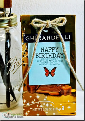 ghirardelli birthday