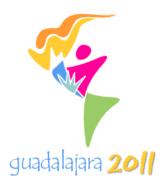 Logo Pan-Americano 2011 Guadalajara