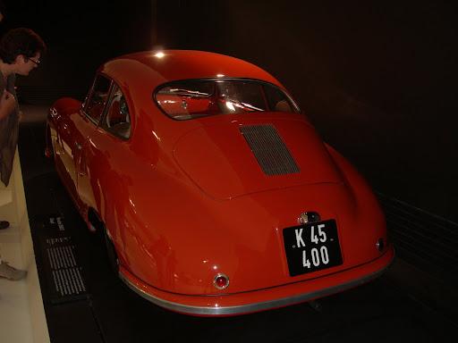 Porsche Museum Zuffenhausen 1