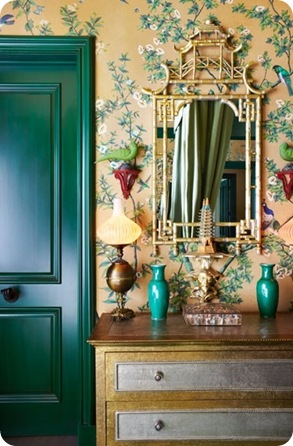 Emerald Chinoiserie