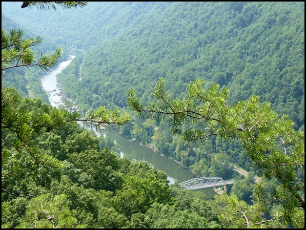 New River Gorge Old Bridge WV