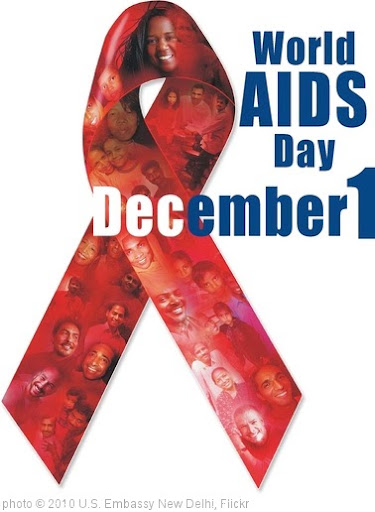 'World AIDS Day' photo (c) 2010, U.S. Embassy New Delhi - license: http://creativecommons.org/licenses/by-nd/2.0/