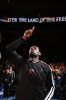 lebron james nba 130301 mia at nyk 02 LeBron Debuts Prism Xs As Miami Heat Win 13th Straight