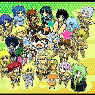 ¡Feliz Cumpleaños Saint Seiya Anime!