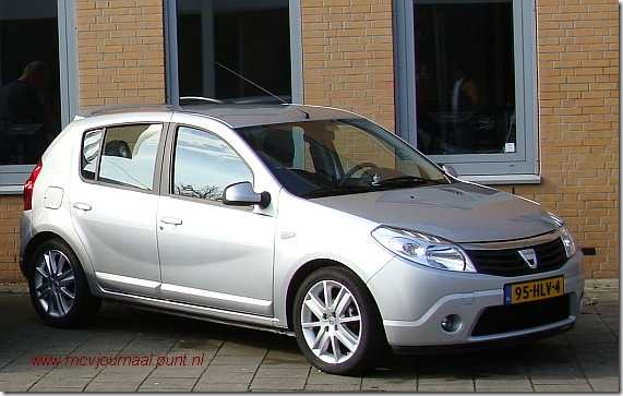Dacia Showroom A008