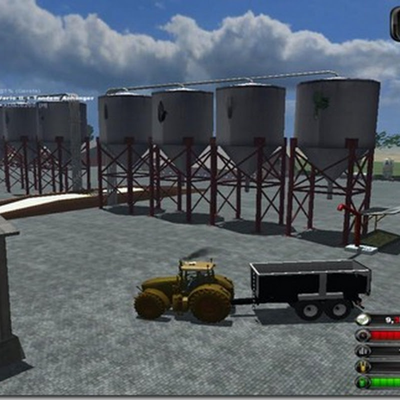 Farming simulator 2011 - Altbauers Big Map v 2.0 (mappa)