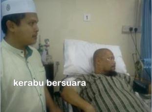 Bob Lokman Masuk Hospital Sebab Sesak Nafas