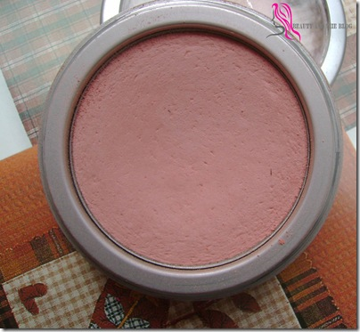 Jordana Blush in Sandalwood Review And Swatch