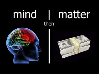mind before matter
