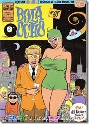 P00005 - Daniel Clowes - Bola Ocho #5