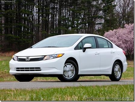 Honda Civic HF 1