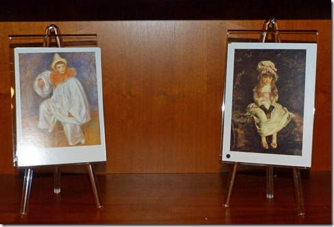 Child-sized Masterpieces on Frames