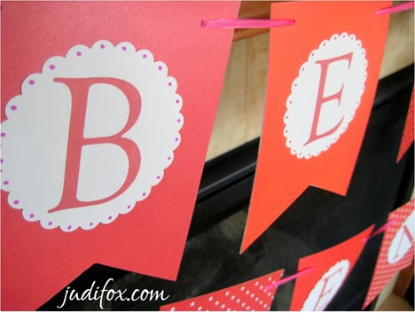 Be my valentine judi fox blog valentines day banner 2