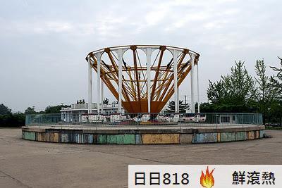 北韓唯一遊樂園:北韓唯一遊樂園 萬景臺遊樂園