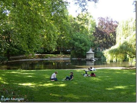 Jardín Royal - Toulouse
