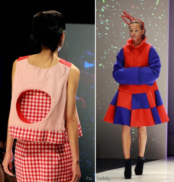 Raffles Graduate Fashion Show 2013 - Matiny Ng (1)
