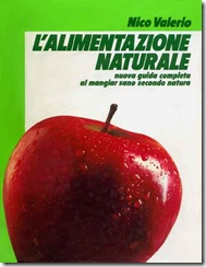 Alimentazione Naturale copertina II ed. mela (NV medio 1993)
