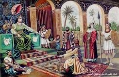 الملكة بلقيس بريشة عبد اللطيف الحكيمي_thumb[20]