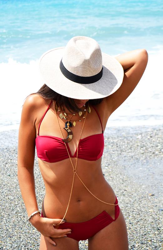 blueglue bikini v bone