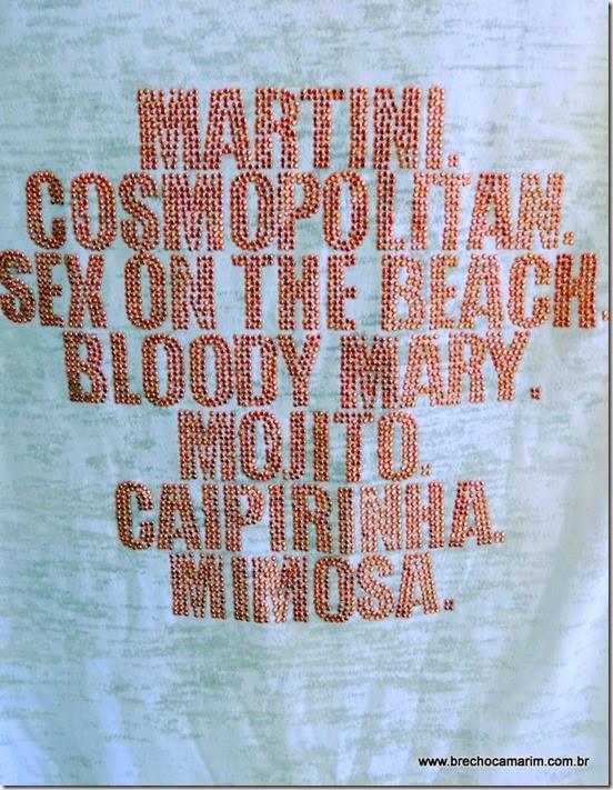camiseta Evil Brecho Camarim-003