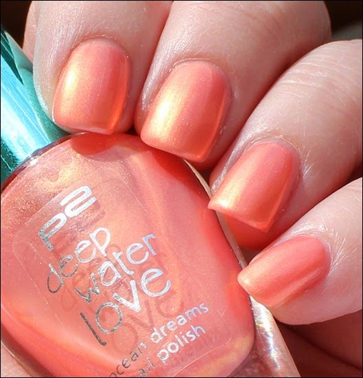 Koralle P2 Rosy Coral Deep Water Love 5