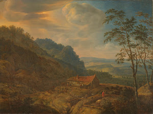 RIJKS: Herman Saftleven: painting 1663