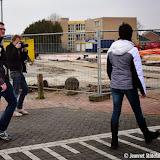 Vordering bouw Gezondheidscentrum en Verpleegcentrum Oude Pekela - Foto's Jeannet Stotefalk
