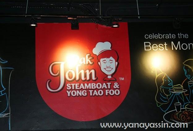 Berbuka Puasa di Pak John Steamboat & Yong Tau Foo
