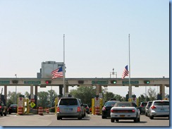 7572 border crossing Buffalo, New York