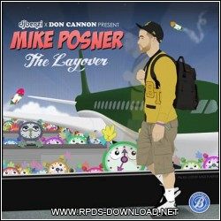 Mike Posner - The Layover 2012
