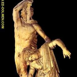102 - Escuela de Pergamo - Galo suicidandose tras haber matado a su mujer