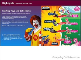 McDonalds-Exciting-Collectibles-Toys-2011-EverydayOnSales-Warehouse-Sale-Promotion-Deal-Discount