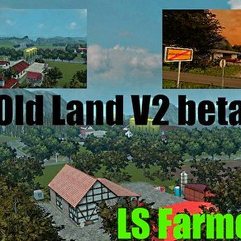 Farming simulator 2013 - The Old Country v 2.0 beta