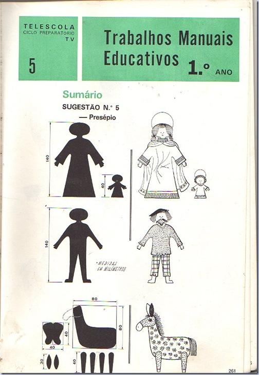 telescola trabalhos manuais educativos natal 1