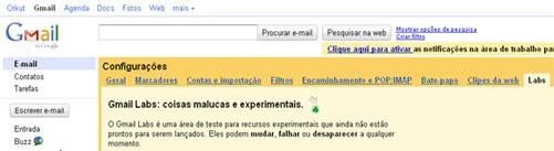 gmail configurando para reverter o envio cancelar email 2